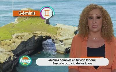 Mizada Géminis 02 de mayo de 2016