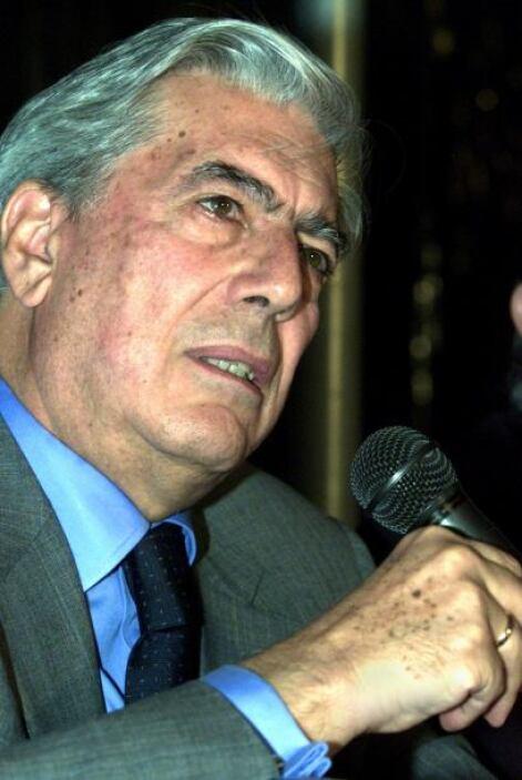 Mario Vargas Llosa ha sido un inquebrantable defensor de las causas de l...
