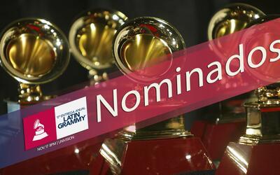 Lista completa de nominados a Latin GRAMMY 2016