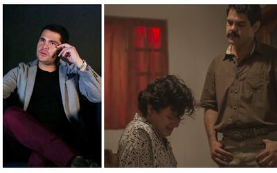 Para Marco de la O fue muy difícil grabar la escena donde tortura al her...