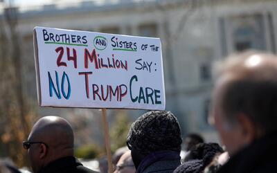 Este miércoles se llevó a cabo una protesta en contra de l...
