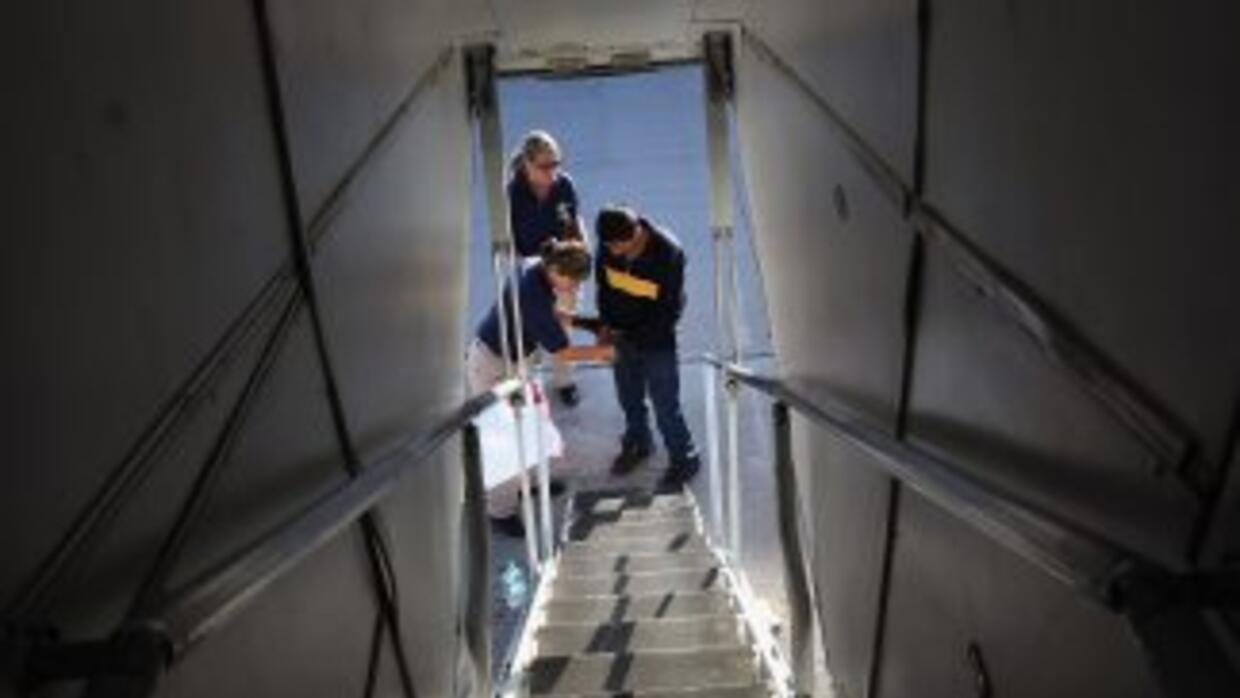 La ley HB 56 puso en rieshgo de deportación entre 30,000 y 50,000 indocu...