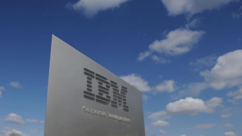 IBM busca nuevas formas de ampliar su negocio.