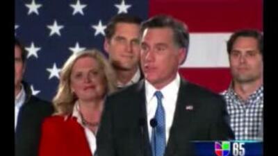 ¿Ganará Romney la nominación republicana?