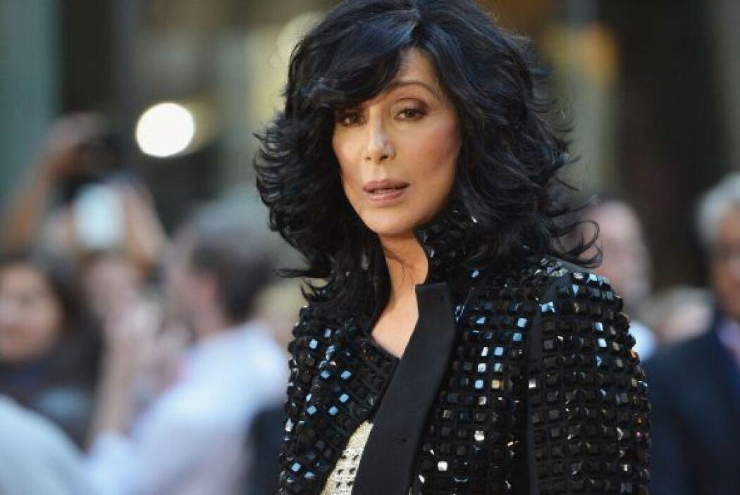 """La cantante y actriz estadounidense Cher dijo en su cuenta de Twitter: """"..."""