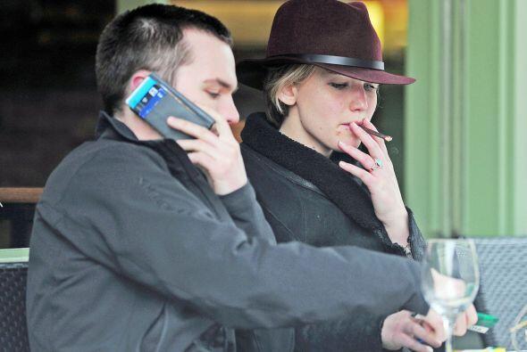 Jennifer y Nicholas se conocieron y enamoraron durante el rodaje de 'X-M...