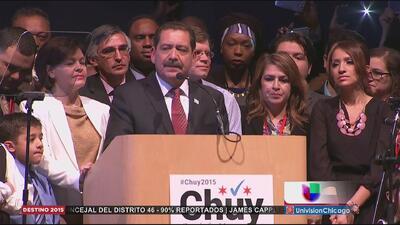"""Chuy Garcia: """"No perdimos, lo intentamos"""""""