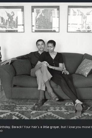 Michelle Obama confesó que cuando conoció a Barack Obama, hace más de 20...