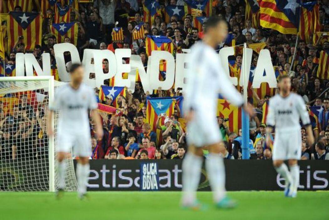 Pérdida de miedo al Camp Nou: Al principio de la era Mourinho en el Real...