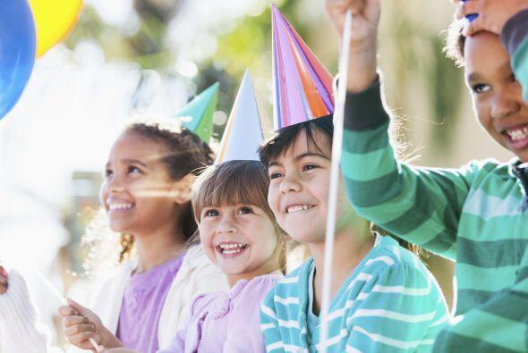 Lo importante es que tu niño se sienta celebrado y especial.