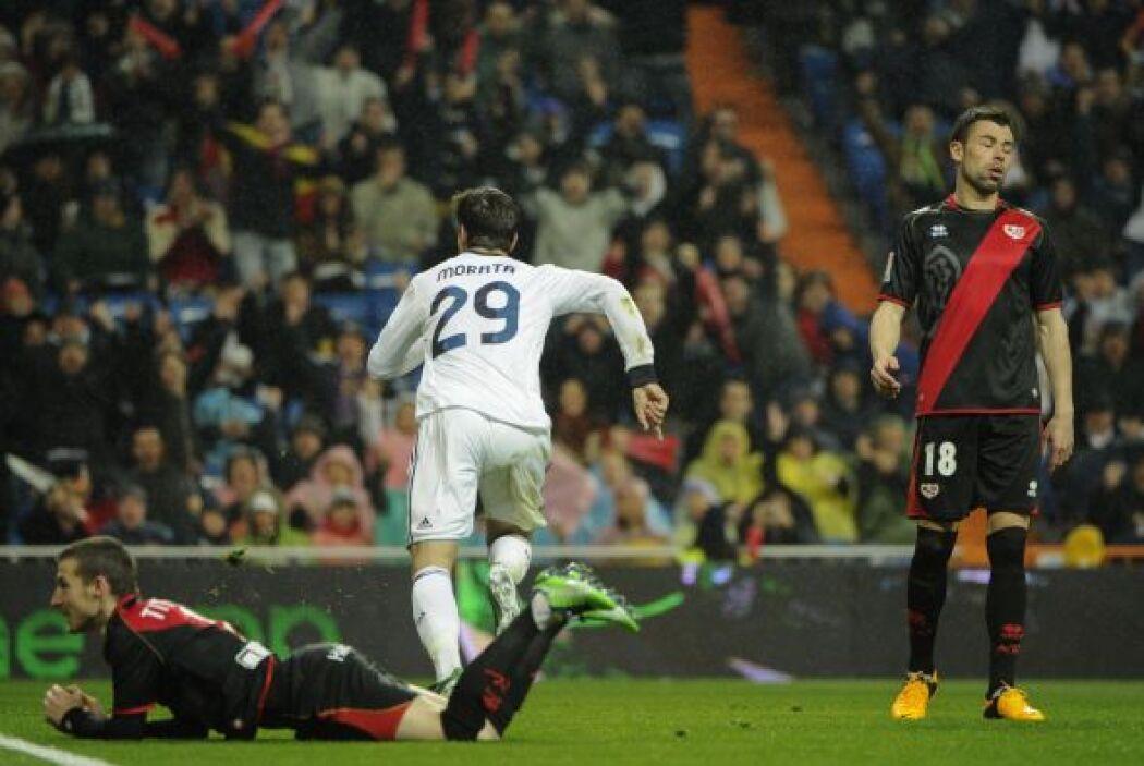 Pero la mayor sorpresa fue la inclusión del canterano Morata, que de inm...