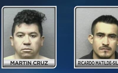 Policía busca más víctimas de dos hispanos acusados de secuestro, asalto...