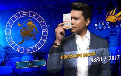 Niño Prodigio - Leo 7 de abril 2017