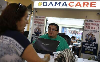 El impacto de la eliminación de Obamacare es, según la ofi...