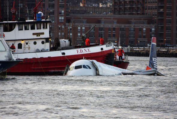Nueva York, 2009 - La tragedia que se convirtió en milagro: 0 mue...