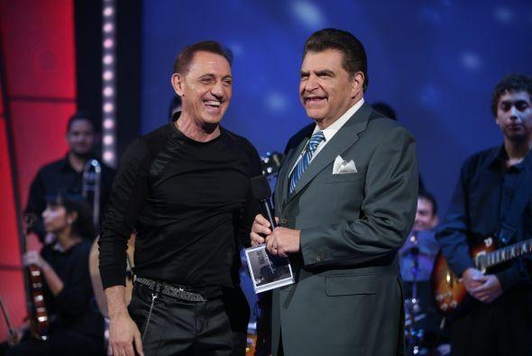 Otro ganador de Latin GRAMMY, Franco De Vita, ha honrado al Don.