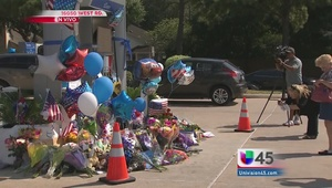 Gobernador de TX manda pésame a familia de Goforth