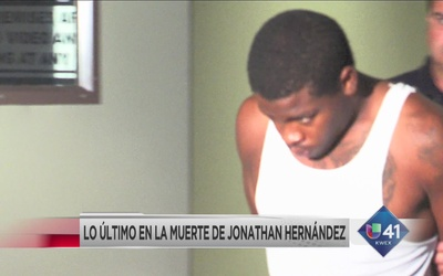 Arrestan a posible asesino de Jonathan Hernández