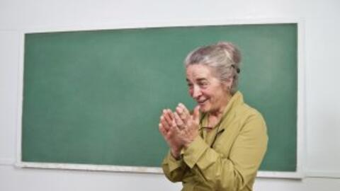 73%de los maestros encuestados dijeron que están de acuerdo