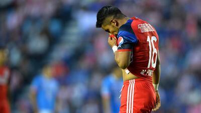 Miguel Ponce causará baja por tres semanas para Chivas