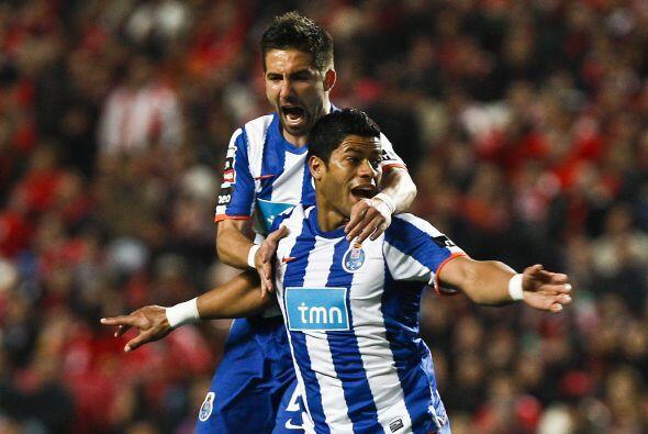 Givanildo Vieira De Souza, mejor conocido como Hulk, le devolvió la vent...