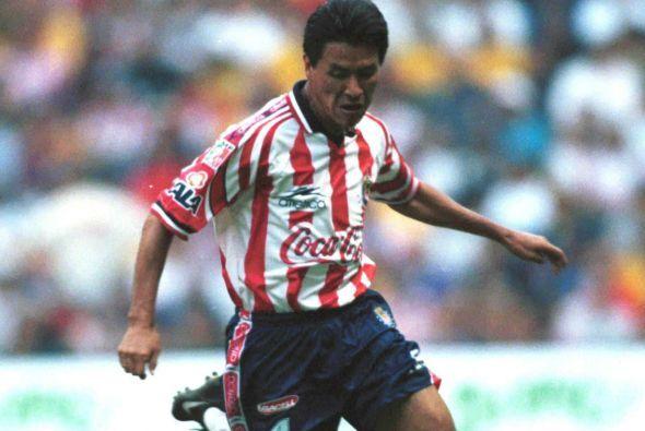 Claudio Suárez es de los pocos jugadores que fueron respetados por los a...