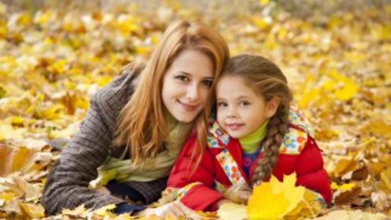 Jugando y aprendiendo en el otoño