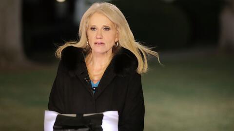 """¿Olvidó la ética esta asesora de la Casa Blanca cuando dijo """"vayan a com..."""