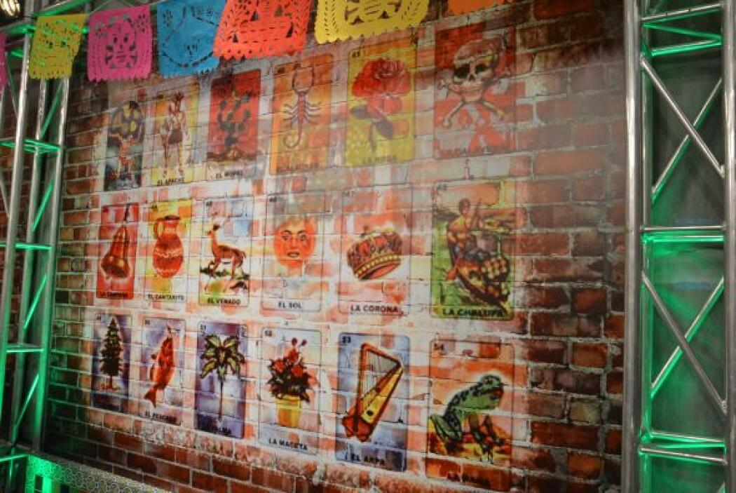 La 'Lotería' es uno de los juegos más populares y tradicionales en Méxic...
