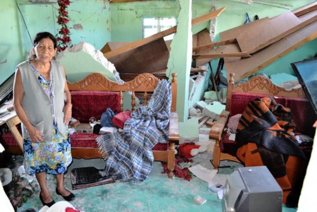 En Cajolá, del departamento noroccidental de Huehuetenango, fueron evacu...