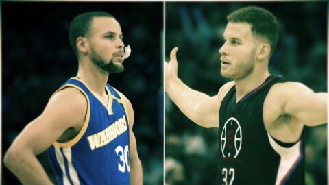 Warriors y Clippers son la rivalidad más fuerte del Oeste