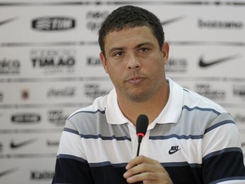 Ronaldo, el verdadero, el brasileño, uno de los mejores delantero...