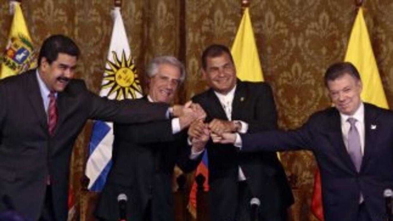 Colombia y Venezuela acuerdan normalizar vida en la frontera