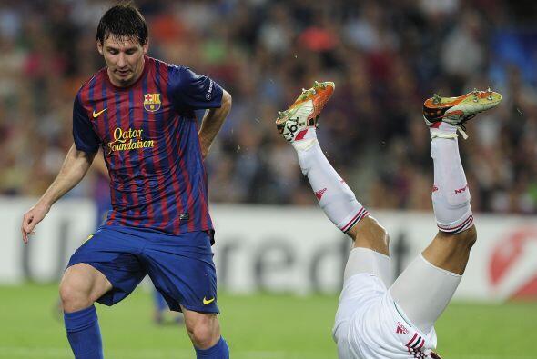 La segunda etapa arrancó con dominio del Barcelona.