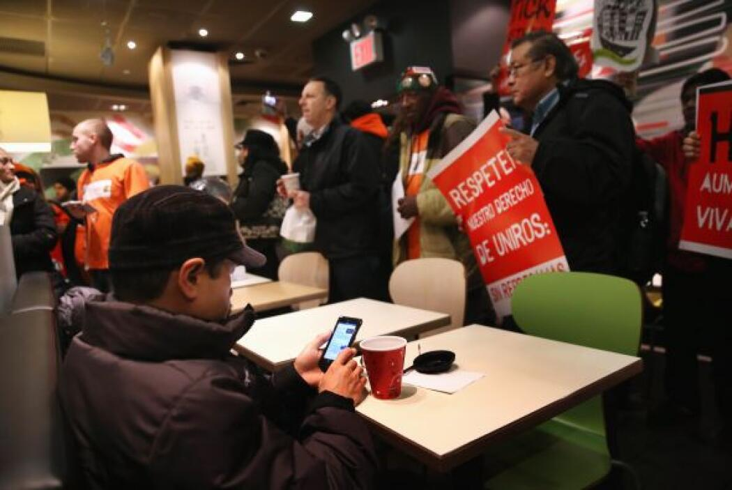 """Organizaciones como """"Fast Food Forward"""", coordinadoras del evento, han a..."""