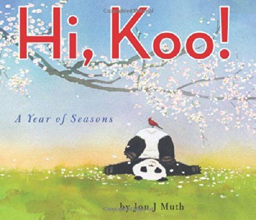 """HI, KOO! - En la nota de su autor, dice que """"el haiku es como una instan..."""