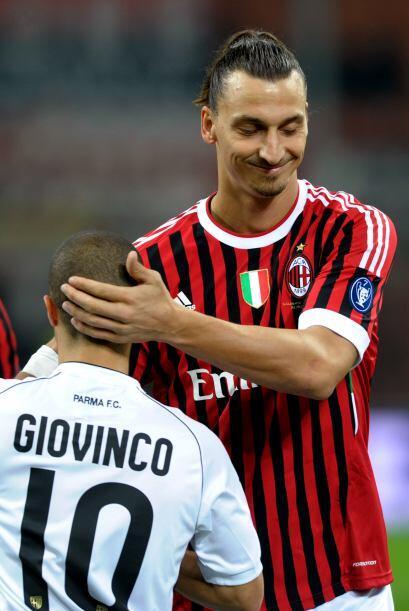 Se disputó toda la jornada 8 de la Serie A italiana y el duelo estelar e...