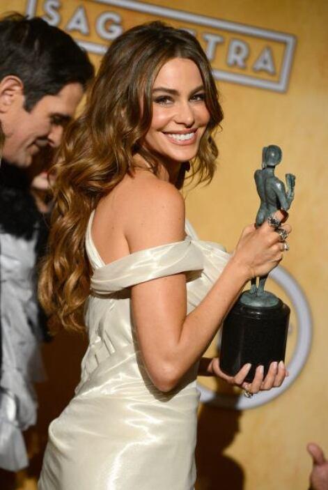 La popular colombiana se ganó el lugar 38 gracias a su carisma, talento,...