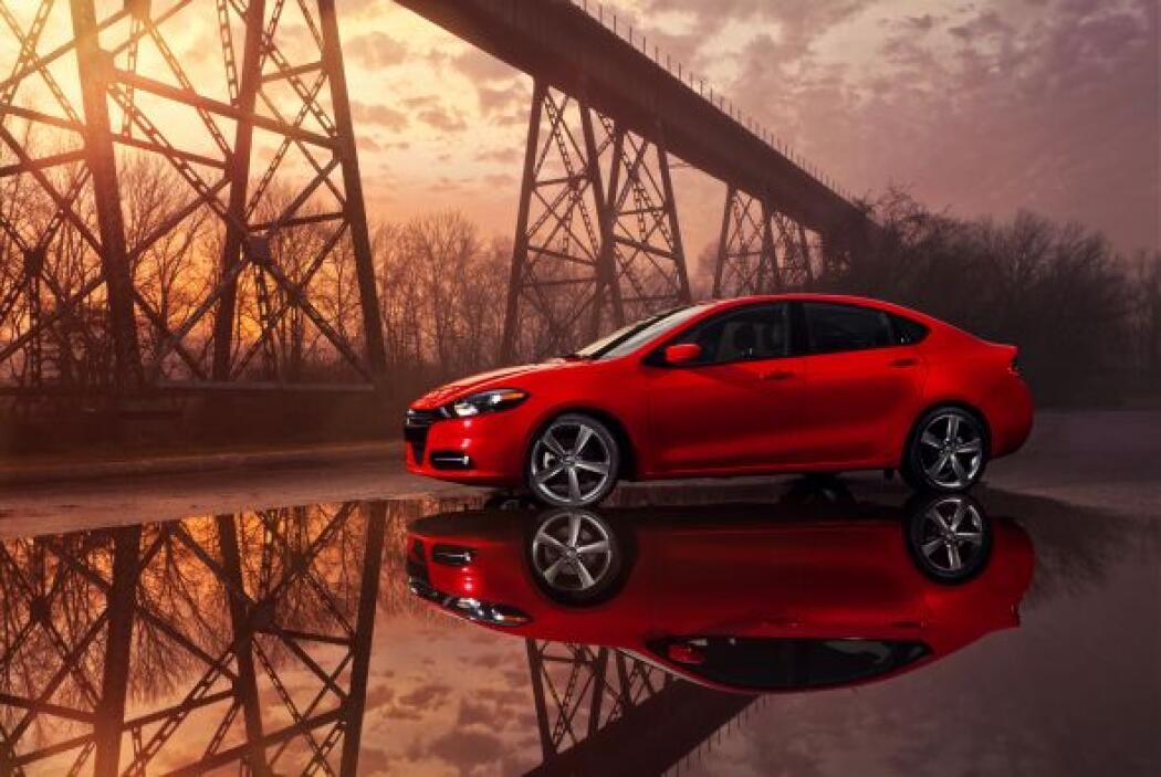 1.- Dodge Dart 2013: Es uno de los primeros resultados del trabajo entre...