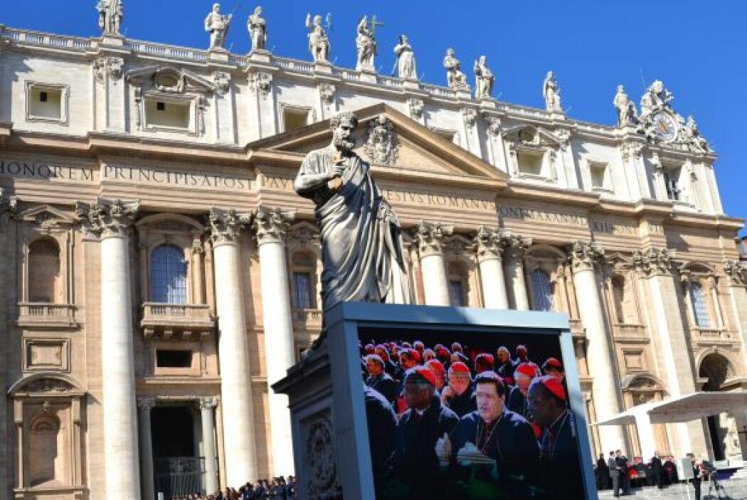 El Papa se marchará a Castel Gandolfo, lugar de descanso de los Papas, d...