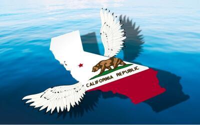 Un tercio de los californianos apoya la secesión del  estado del...
