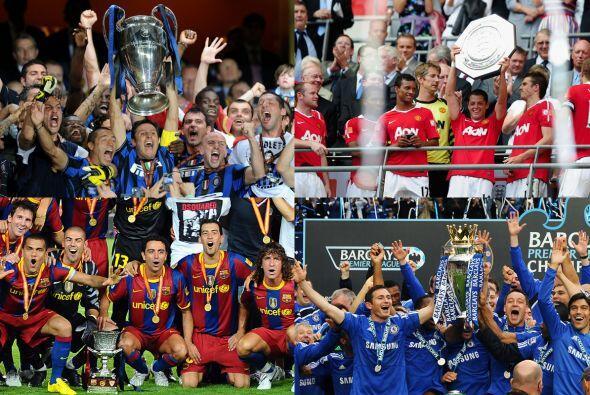 También puedes revivir los  Mejores Campeones de Europa en el 2010 usand...