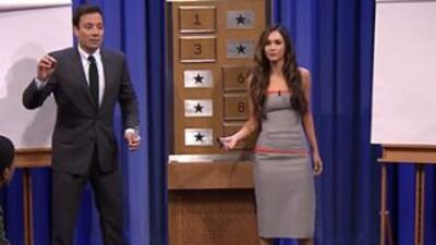Pictionary on The Tonight Show