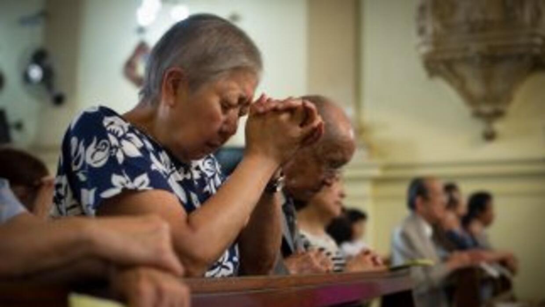 El número de católicos se ha reducido en Brasil.