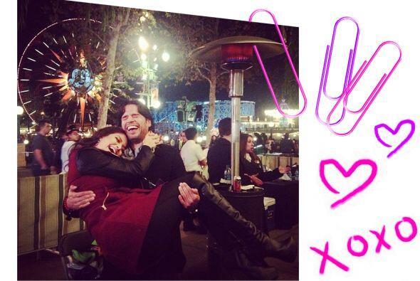Ana confía en que este amor durará para toda la vida. (Cortesía: Instagram)
