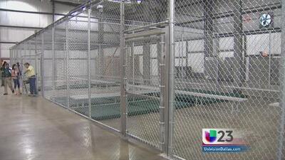 Nuevo centro de detención para niños