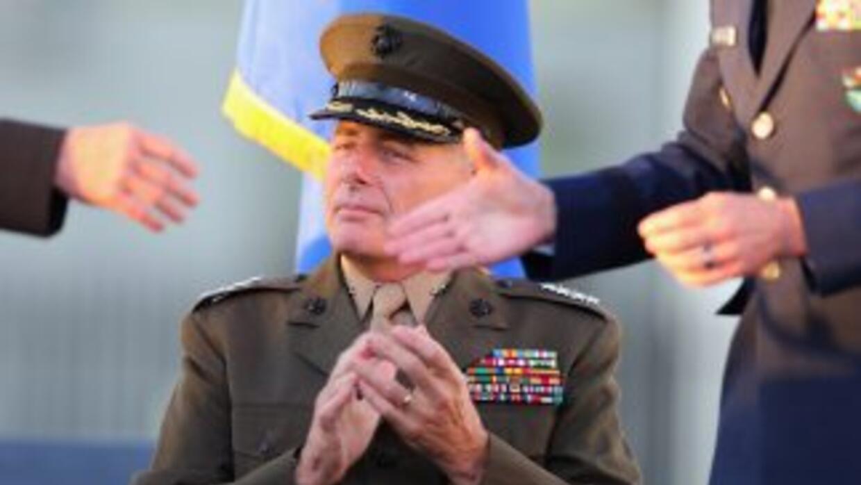 El jefe del Comando Sur de Estados Unidos, general John Kelly.