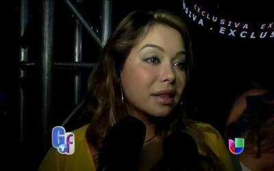 Chiquis Rivera salió a aclarar los rumores que salieron de la boca de Ke...