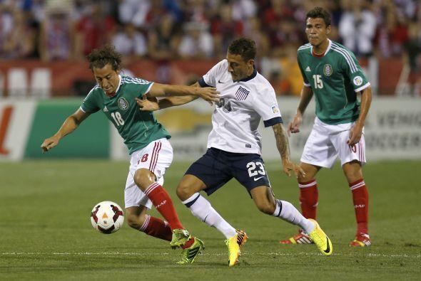 La Selección de Estados Unidos tuvo una situación similar, ya que en el...