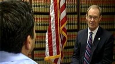 Procurador de Arizona Terry Goddard